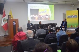 Yolanda Zurita expone las propuestas de la Plataforma de Afectados por Metales Tóxicos