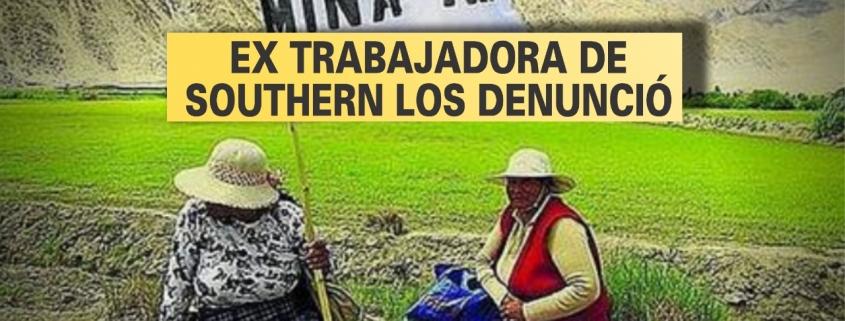Juez de Arequipa suspendió audiencia en que acusan agricultores del Valle de Tambo